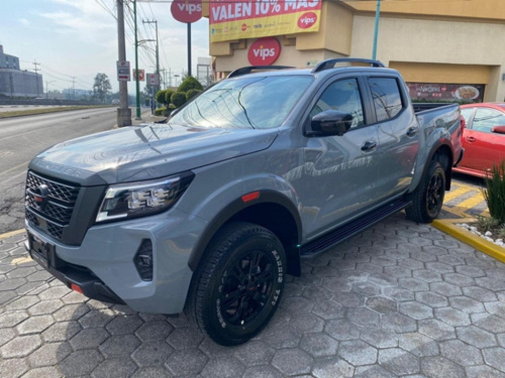 2022 Nissan Frontier Pro4X Price