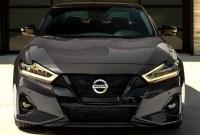 2022 Nissan Maxima Specs