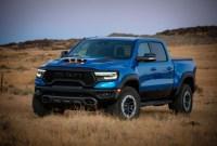 2022 RAM 1500 Pickup Truck Spy Shots