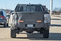 2022 RAM 1500 TRX Rebel Spy Shots
