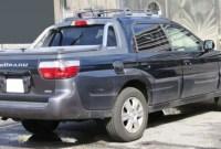 2022 Subaru Baja Pickup Truck Wallpapers