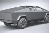2022 Tesla Cybertruck Pictures