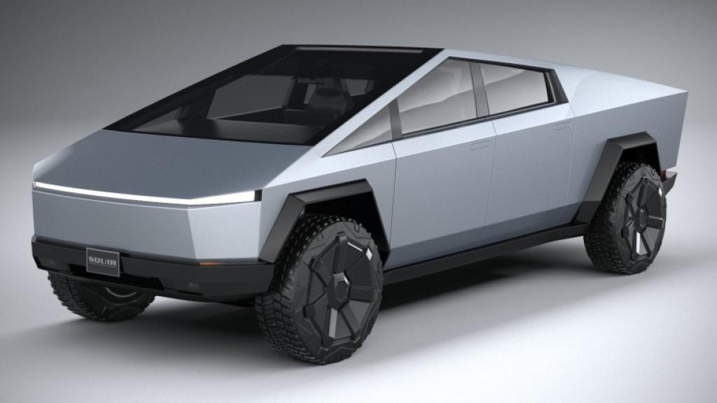2022 Tesla Cybertruck Release Date