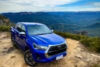 2022 Toyota HiLux Release date