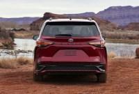 2022 Toyota Sienna Release Date