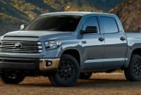 2022 Toyota Tundra TRD Pro Drivetrain