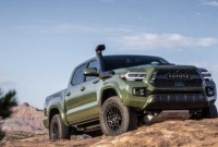 2022 Toyota Tundra TRD Pro Images