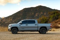 2022 Toyota Tundra TRD Pro Spy Shots