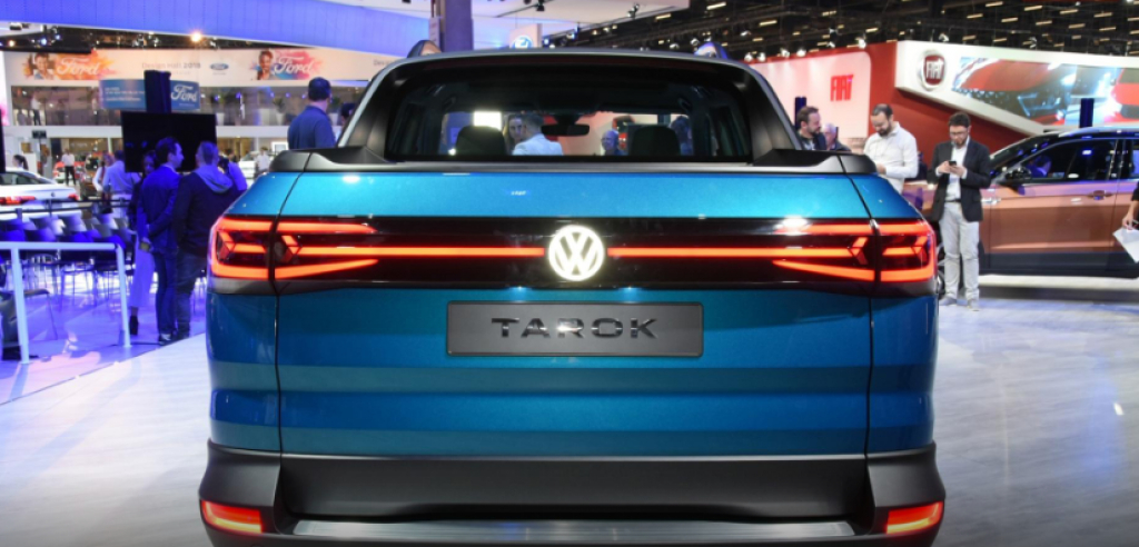 2022 VW Tarok Specs