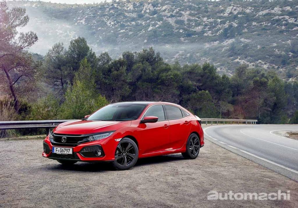 2023 Honda Civic Type R Drivetrain