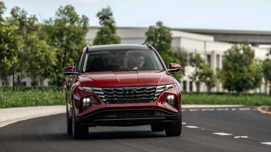2023 Hyundai Tucson Images