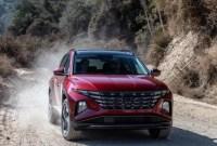 2023 Hyundai Tucson Powertrain