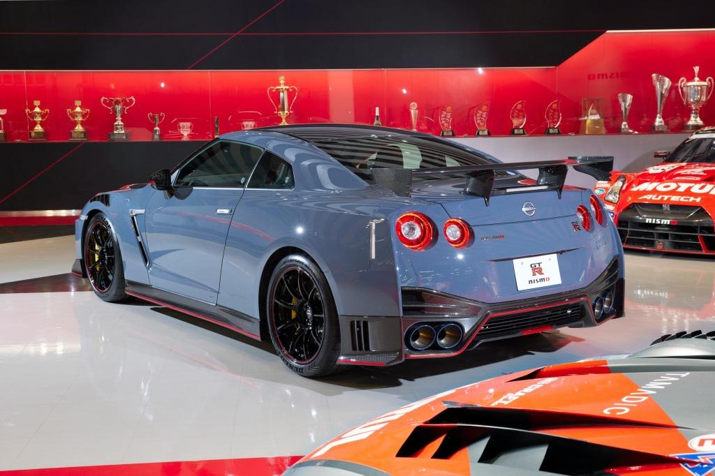 2023 Nissan GTR Wallpaper