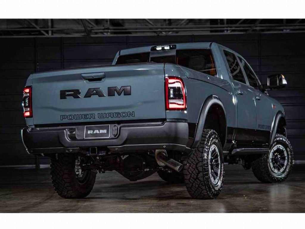 2023 Ram 2500 Power Wagon Pictures