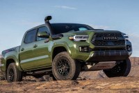 2023 Toyota Tacoma Pictures