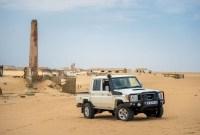 Toyota Land Cruiser Namib Edition Powertrain
