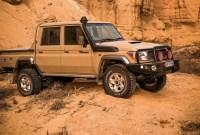Toyota Land Cruiser Namib Edition Spy Shots