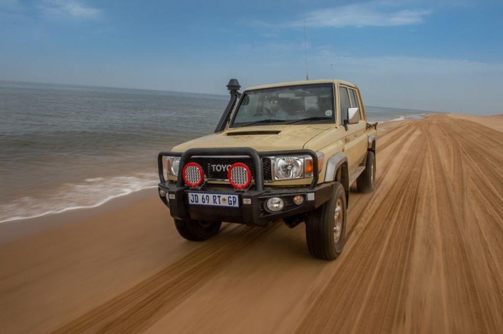 Toyota Land Cruiser Namib Edition Wallpapers