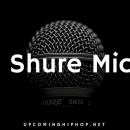 3 Shure Mics