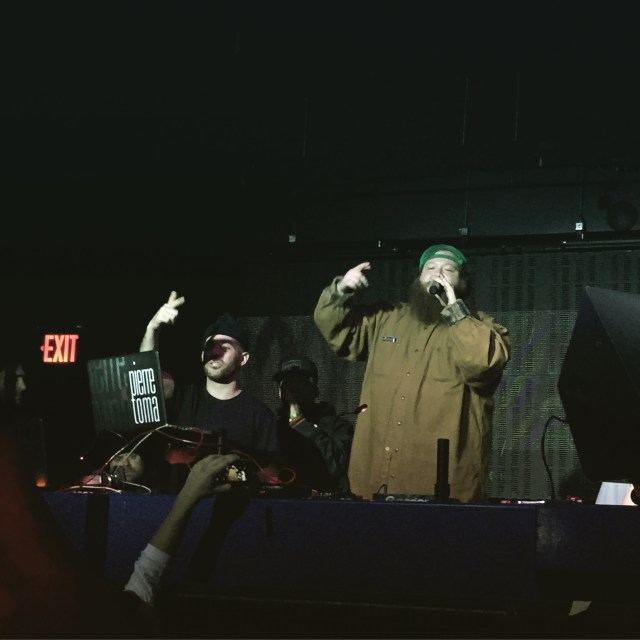 Action Bronson x The Alchemist at the Magnesis Party