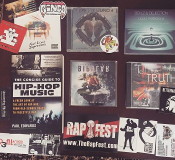 Upcoming Hip Hop Giveaway