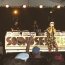 SonReal performing at Soundest 2015