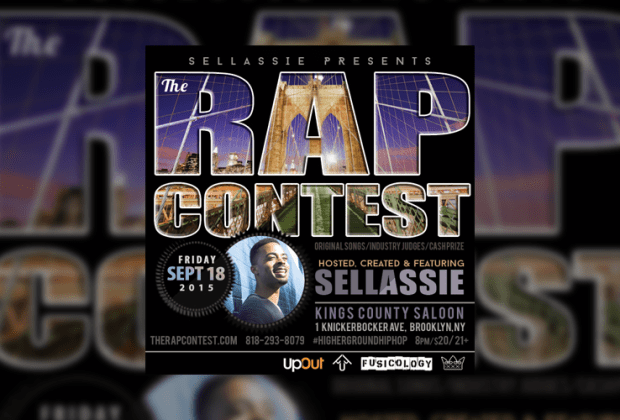 The Rap Contest is Coming to Brooklyn, NY. Here's How to Enter