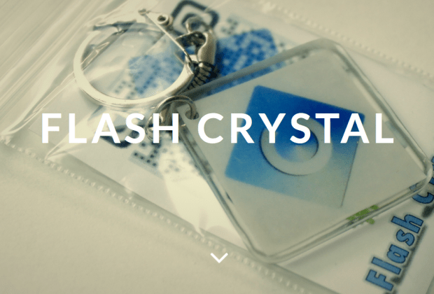 Flash Crystal: The New Way To Share Music