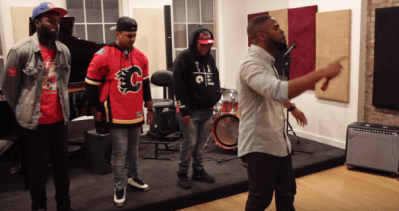 [Exclusive] 'Rise Above Series' Cypher