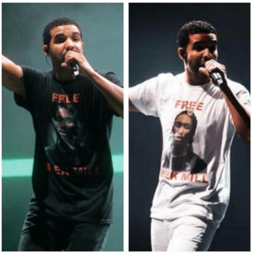 Drake Free Meek Mill