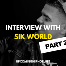 [Exclusive] Sik World Interview Part 2