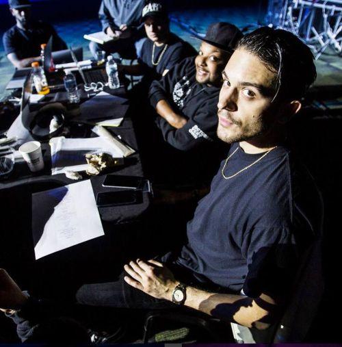 G-Eazy and team