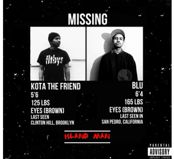 """[Audio] """"ISLAND MAN"""" - KOTA The Friend ft. BLU"""