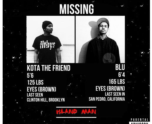 "[Audio] ""ISLAND MAN"" - KOTA The Friend ft. BLU"