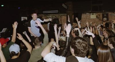 Prof show at Mercury Lounge