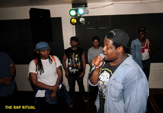[Photos From Last Night] The Rap Ritual Kick Off Event