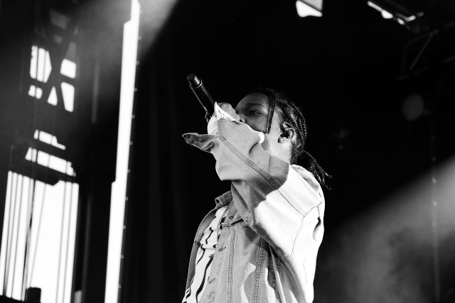 ASAP Rocky Soundset 2016