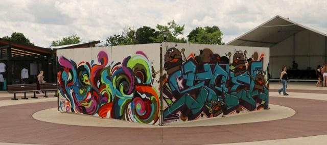 Graffiti Soundset 2016