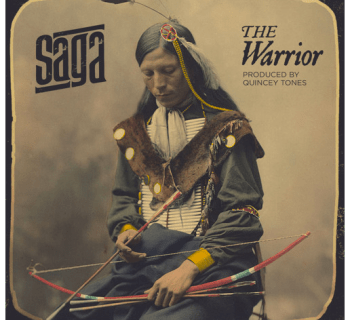 "[Audio] ""The Warrior"" - Saga (prod. by Quincey Tones)"