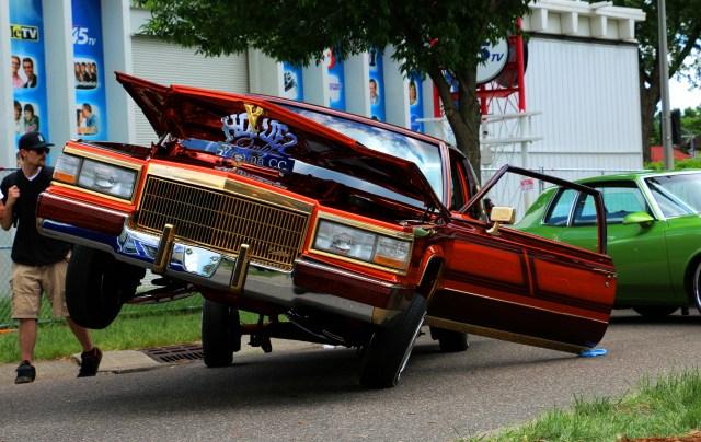 Car Show Soundset 2016