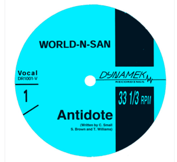"[Audio] ""Antidote"" - World-N-San"
