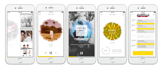 HIVE: The Best New Way To Discover New Music