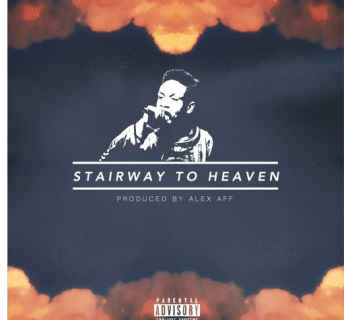 "[Audio] Alex Aff - ""Stairway To Heaven"""