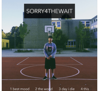 [New Music] George Nicholas - SORRY4THEWAIT EP