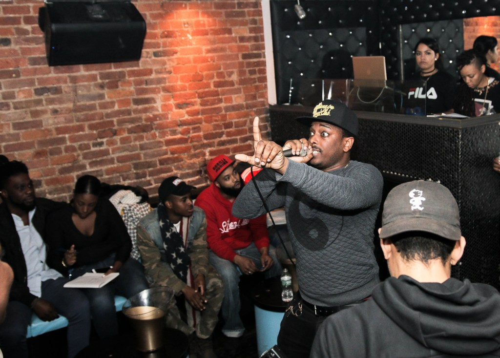 [Photos From Last Night] The Mic Is Open 5 Year Anniversary Show