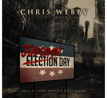 "[Audio] Chris Webby - ""Judgement Day"""