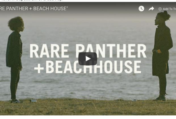 "Duckwrth - ""Rare Panther+Beachhouse"" Video"