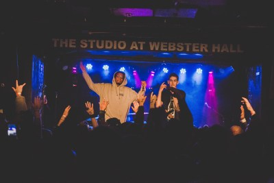 Photos From Last Night: Marlon Craft's Headlines Webster Hall