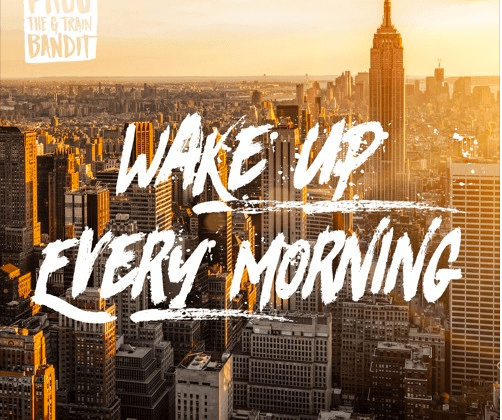 "Paco the G Train Bandit - ""Wake Up Every Morning"" (prod. Theo X)"