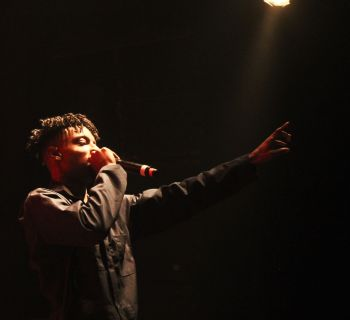 Monster Outbreak Tour: 21 Savage and Young MA headline Energetic Show